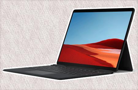 分類圖片 Surface Pro X