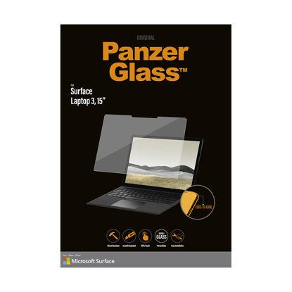 圖片 北歐嚴選品牌Panzer Glass Surface Laptop 15吋 專用通透玻璃保護貼