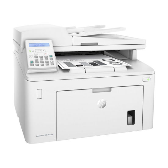 Picture of HP LaserJet Pro M227fdn 多功能黑白雷射複合機