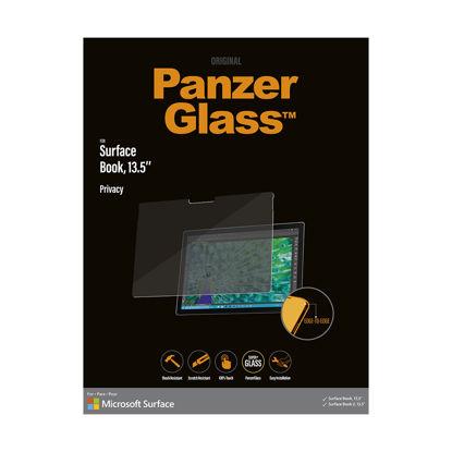 圖片 北歐嚴選品牌Panzer Glass Surface Book 13.5吋 專用防窺玻璃保護貼