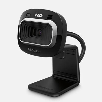 圖片 微軟 LifeCam HD-3000 網路攝影機